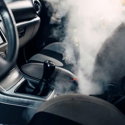 sanificazione antivirale auto