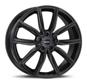 cerchione MAK allianz modello gloss black