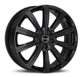 cerchione MAK birmingham modello gloss black