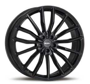 cerchione rapp gloss black cerchione auto