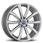 cerchione MAK wolf-bm modello silver