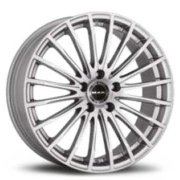 cerchione MAK starlight modello silver