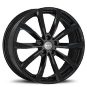 cerchione MAK wolf modello gloss black