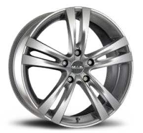 cerchione zenith hyper silver cerchione auto
