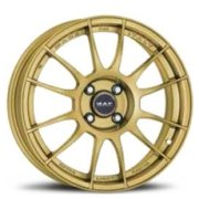 cerchione MAK XLR modello gold