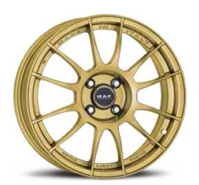 cerchione XLR gold cerchione auto