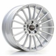 Cerchione Avus AC-M03 modello Hyper Silver
