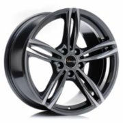 Cerchione Avus AC-MB3 modello Anthracite Diamantato