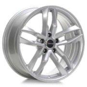 Cerchione Avus AF16 modello Hyper silver