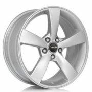 Cerchione Avus AF10 modello Hyper Silver