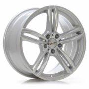 Cerchione Avus AF15 modello Hyper silver